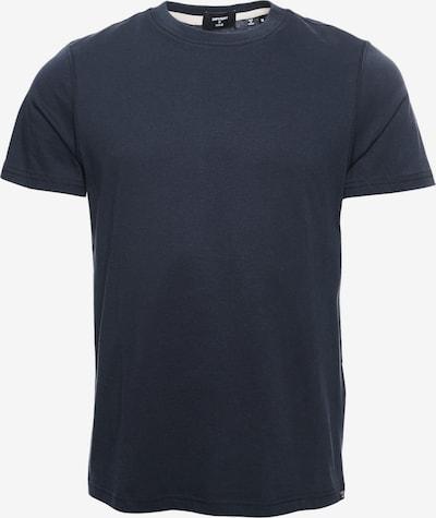 Superdry T-Shirt en bleu foncé, Vue avec produit