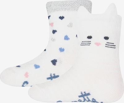 SANETTA Socken in weiß, Produktansicht