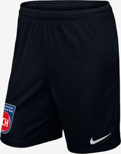 FC Heidenheim Hose in schwarz, Produktansicht