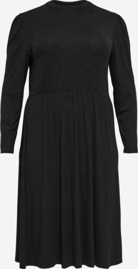 ONLY Carmakoma Kleid in schwarz, Produktansicht