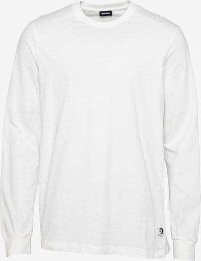 DIESEL T-shirt i vit, Produktvy