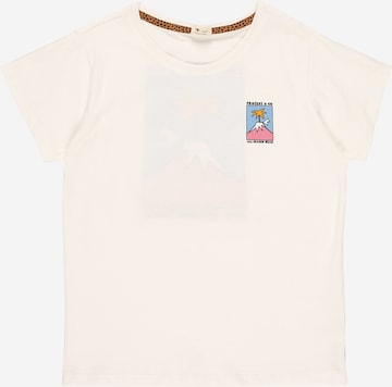 PROTEST T-Shirt 'Rosa' in Weiß