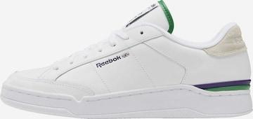 Reebok Sport Sneaker 'AD COURT' in Weiß