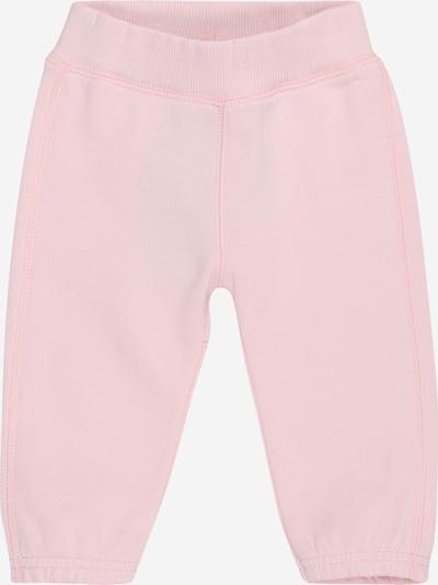 UNITED COLORS OF BENETTON Housut värissä harmaa / vaalea pinkki / valkoinen, Tuotenäkymä
