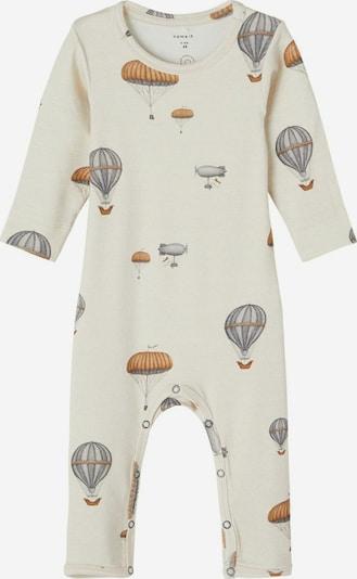 NAME IT Romper/Bodysuit in Beige / Brown / Grey, Item view