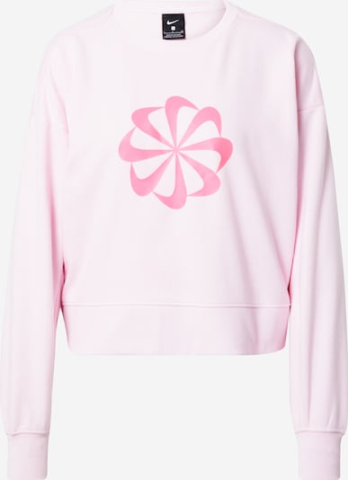 NIKE Sports sweatshirt in neon pink / light pink, Item view