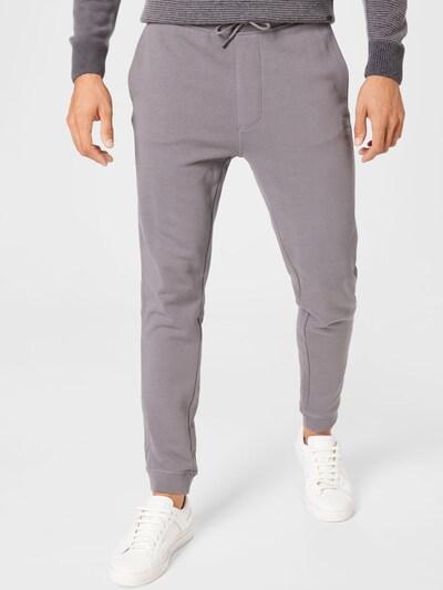 Pantaloni 'Sestart 1' BOSS Casual pe gri, Vizualizare model