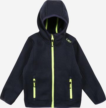 CMP Athletic fleece jacket in Blue