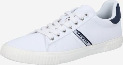 LEVI'S Sneaker 'SKINNER' in dunkelblau / weiß, Produktansicht