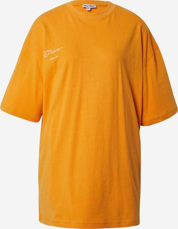 Public Desire Kleit, värv oranž