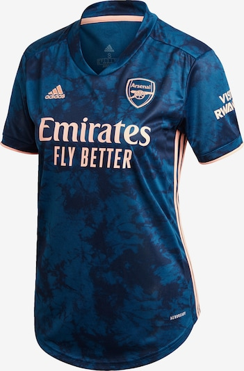 ADIDAS PERFORMANCE Tricot ' FC Arsenal ' in de kleur Navy / Donkerblauw / Perzik, Productweergave