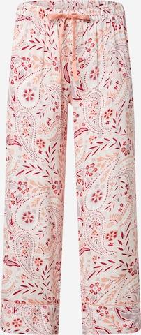 ESPRIT Панталон пижама в розово