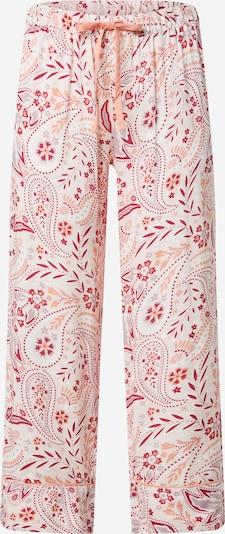 Pantaloni de pijama 'GIAVINA' ESPRIT pe mov deschis / roz deschis / roz închis / alb, Vizualizare produs