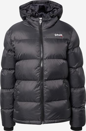 Schott NYC Between-Season Jacket 'Idaho 2' in Black, Item view