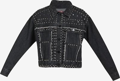 myMo ROCKS Tussenjas in de kleur Zwart, Productweergave