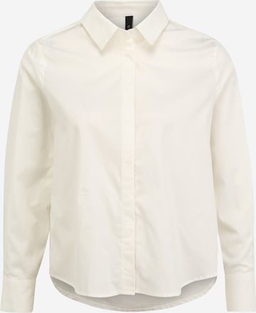 Y.A.S Petite Blouse 'ROBBIA' in White