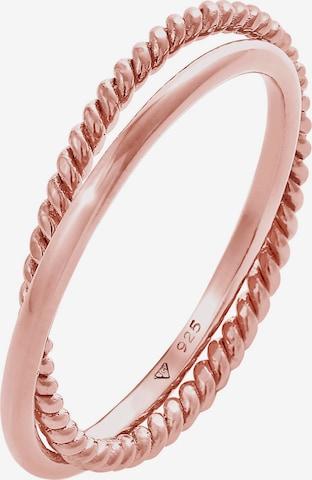 ELLI Ring in Goud