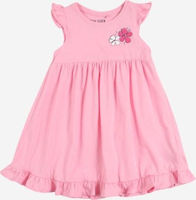 BLUE SEVEN Šaty - pink / růžová / bílá, Produkt