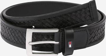 TOMMY HILFIGER Belt 'ADAN' in Black