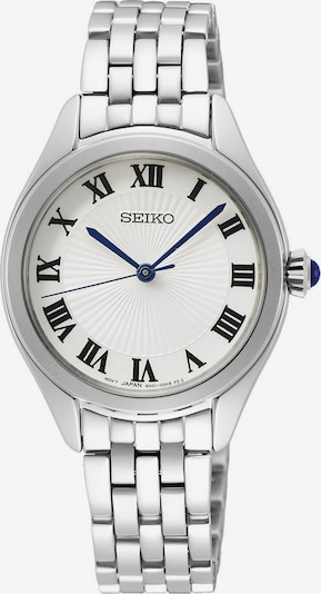 SEIKO Analog Watch 'Cabochon, SUR327P1' in Silver, Item view