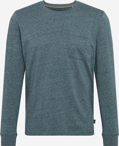 ESPRIT T-Shirt 'Marl' en bleu chiné / gris chiné, Vue avec produit