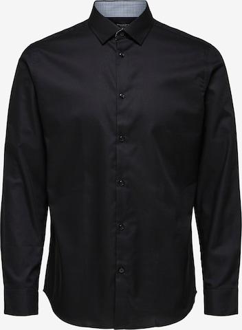 SELECTED HOMME Paita värissä musta
