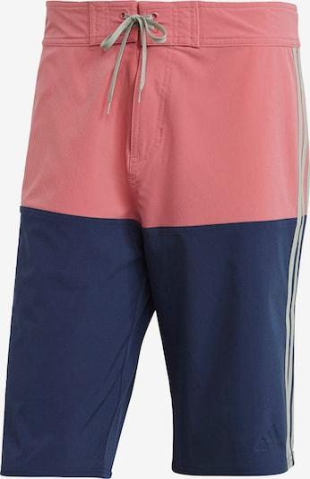 ADIDAS PERFORMANCE Badeshorts in blau / pink, Produktansicht