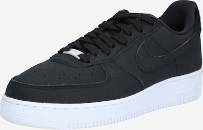 Nike Sportswear Sneaker 'Air Force 1 '07 Craft' in schwarz, Produktansicht
