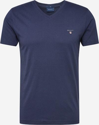 GANT Shirt in blau, Produktansicht