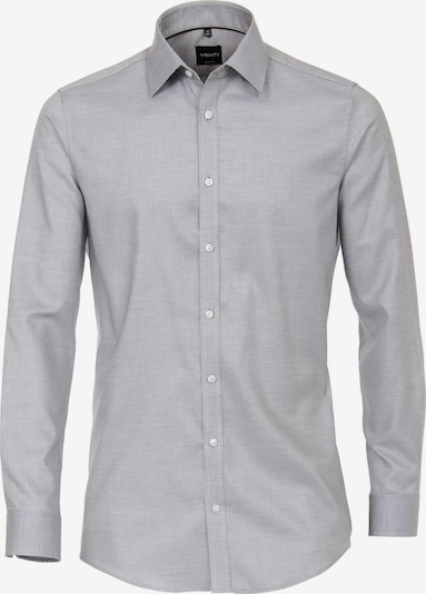 Venti Hemd in silbergrau, Produktansicht