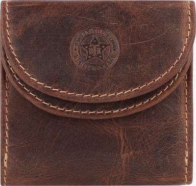 Billy the kid Porte-monnaies en marron, Vue avec produit