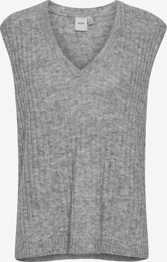 ICHI Pullunder in grau, Produktansicht