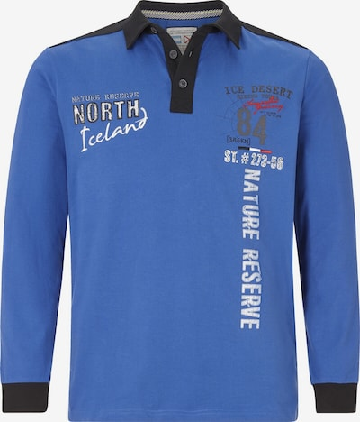 Jan Vanderstorm Sweatshirt ' Arlo ' in blau, Produktansicht
