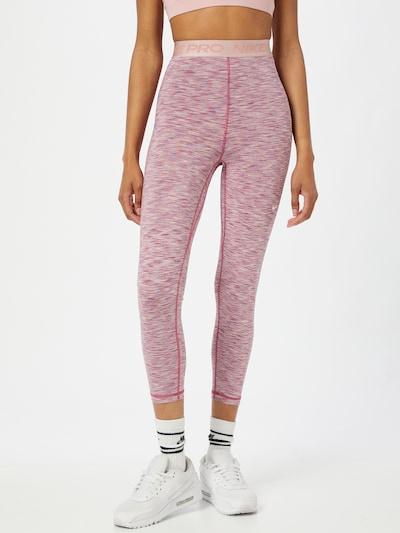 NIKE Sportovní kalhoty - růžová, Model/ka