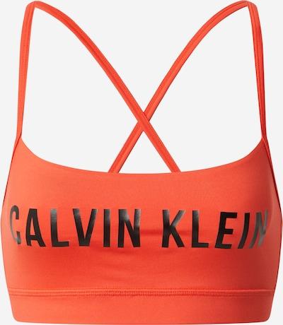 Calvin Klein Performance Soutien-gorge de sport en rouge clair / noir, Vue avec produit