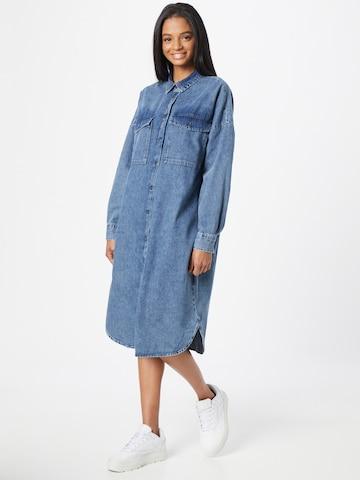 mėlyna Noisy may Palaidinės tipo suknelė 'Lanny'