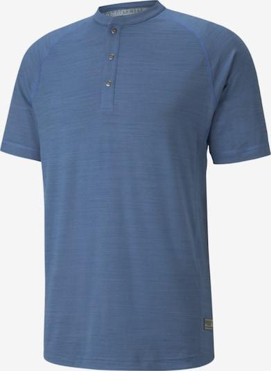 PUMA T-Shirt fonctionnel en bleu, Vue avec produit