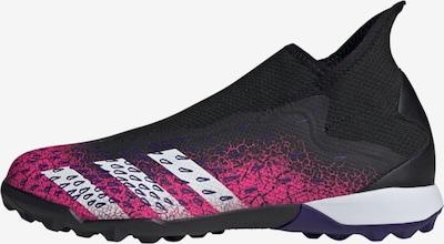ADIDAS PERFORMANCE Fußballschuh ' Predator Freak.3 Laceless TF  ' in pink / schwarz, Produktansicht