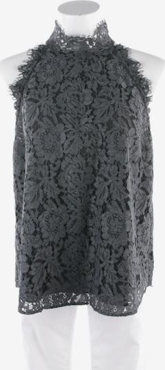 Diane von Furstenberg Top / Seidentop in L in grau, Produktansicht