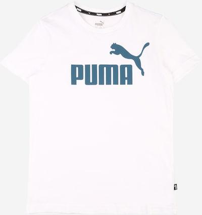 PUMA T-Shirt 'ESS' in navy / weiß, Produktansicht