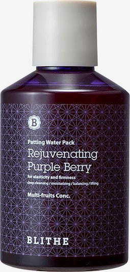 BLITHE Mask 'Rejuvenating Purple Berry' in Berry, Item view