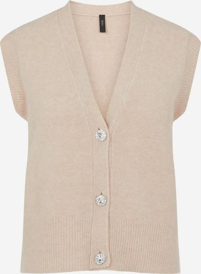 Y.A.S Vest 'PIVIA' in Cream, Item view