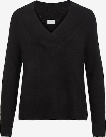 VILA Pullover 'Madelia' in Schwarz