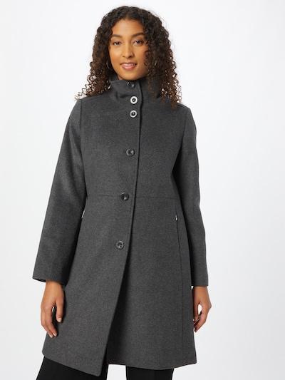 Esprit Collection Mantel in dunkelgrau, Modelansicht