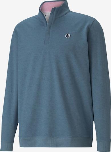 PUMA Sporttrui 'Clubhouse' in de kleur Smoky blue, Productweergave