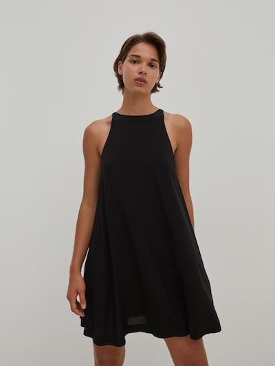 EDITED Kleid 'Jillian' in schwarz, Modelansicht