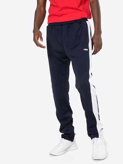 FILA Спортен панталон 'SANDRO' в черно, Преглед на модела