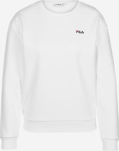 FILA Sweatshirt in weiß, Produktansicht