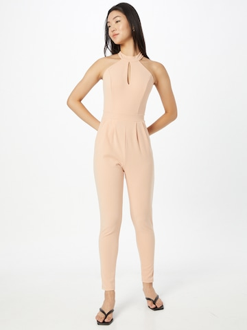 WAL G. Jumpsuit 'SHAZNY' in Pink