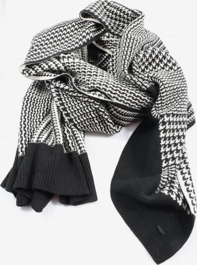 OPUS Strickschal in One Size in schwarz / weiß, Produktansicht